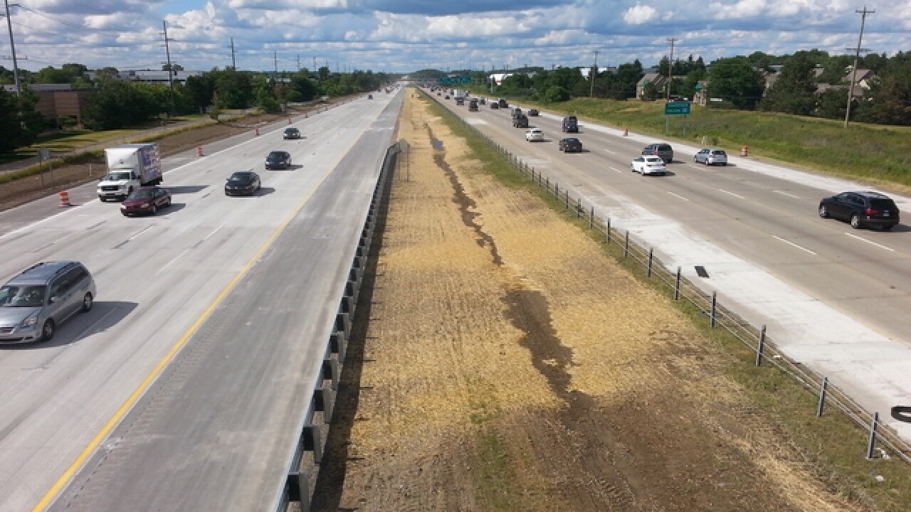 SB I-275 reopening now; NB closing Tuesday