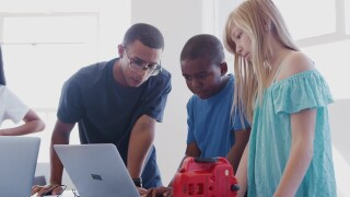 After-school programs helping parents amid virtual learning, but they're stretched thin
