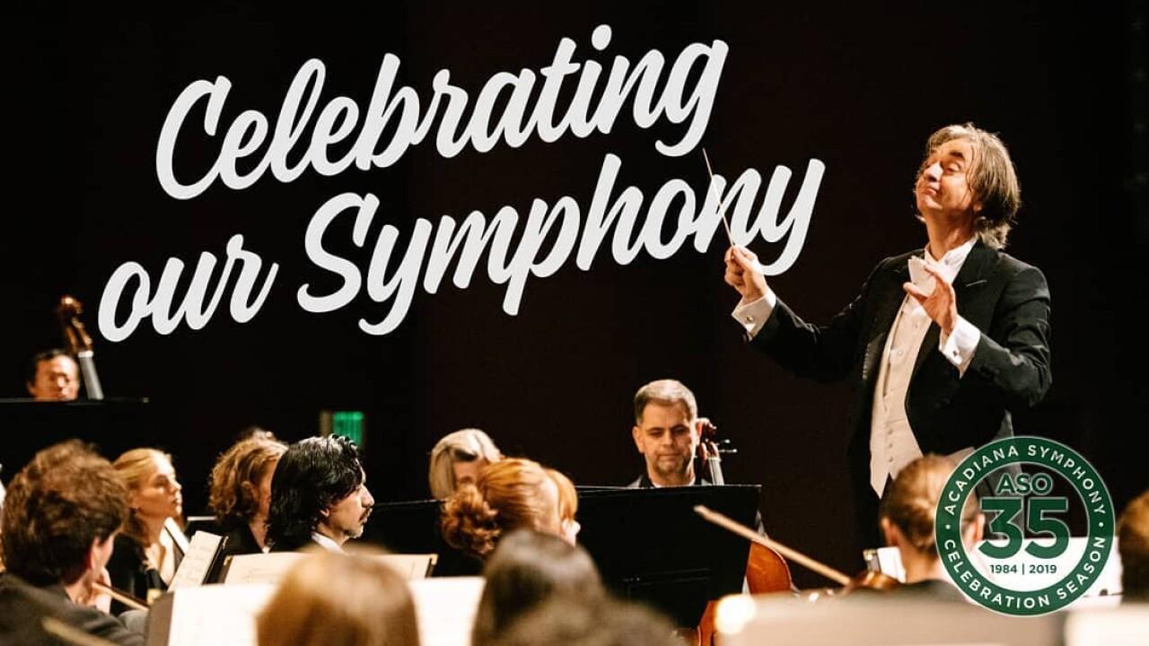 Courtesy Acadiana Symphony Orchestra