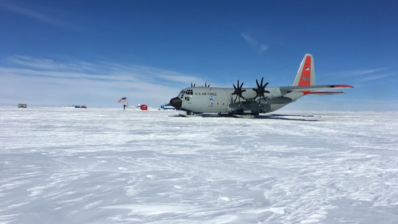 Department of Defense: Melting sea ice could make Arctic more open to competition