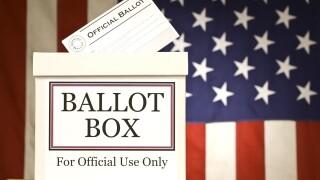 Ballot Box Horizonal