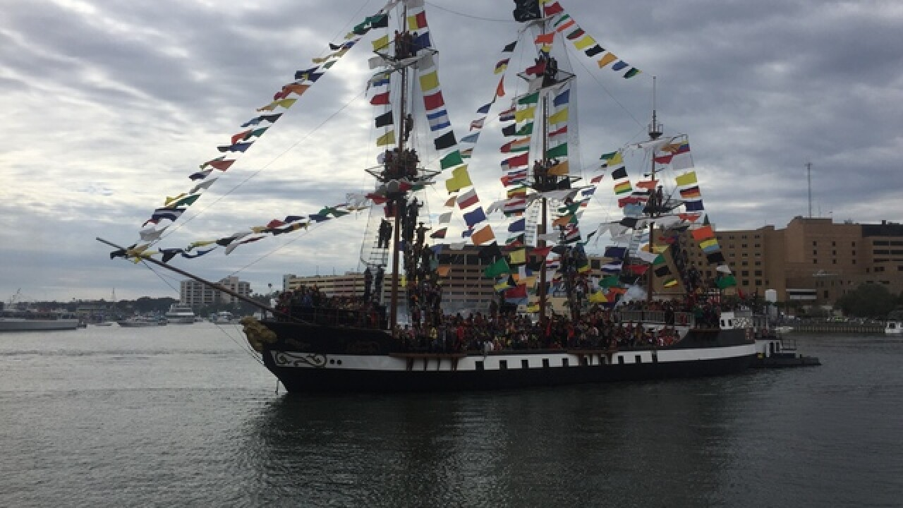 Gasparilla 2018: Events, parking and more