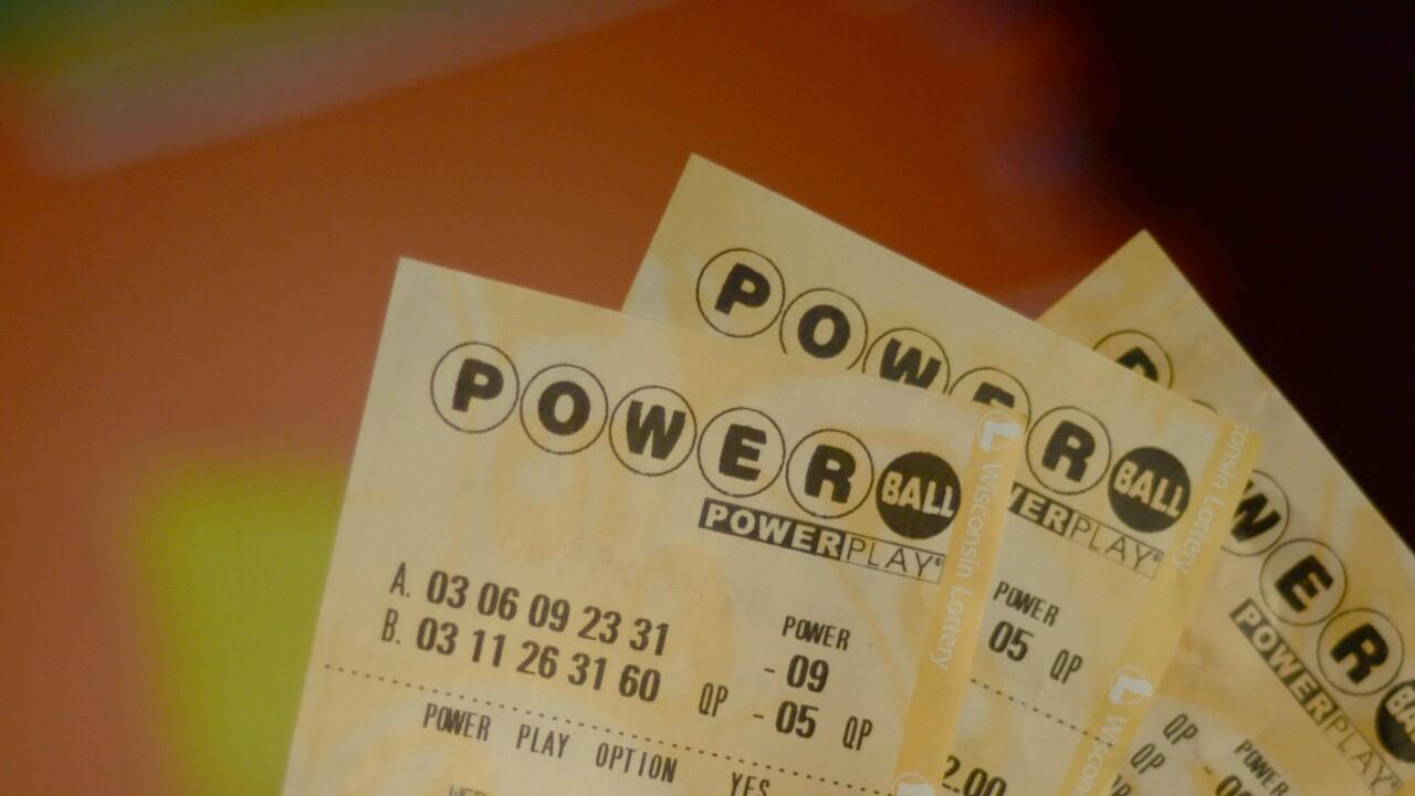 Wisconsin Powerball tickets