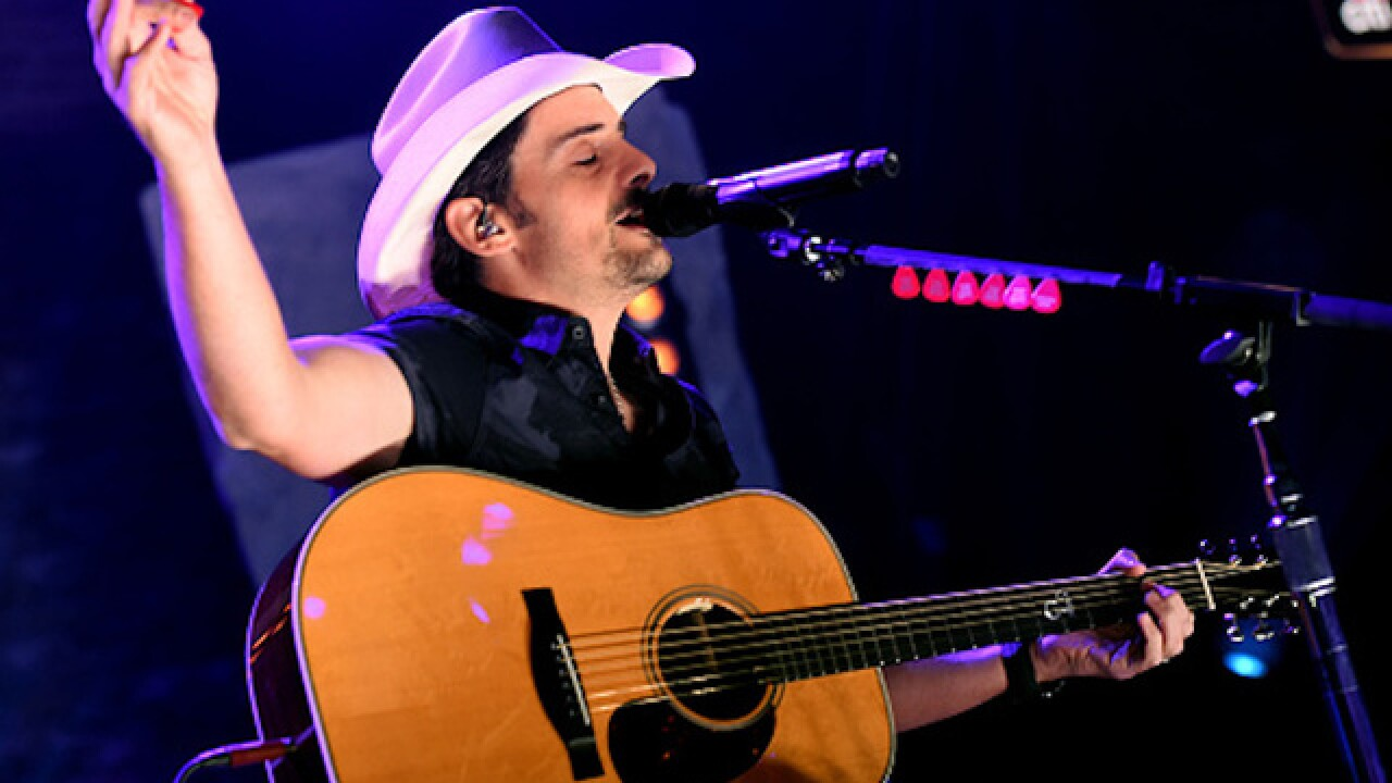 Brad Paisley calls CMA Awards press guidelines 'ridiculous and unfair'
