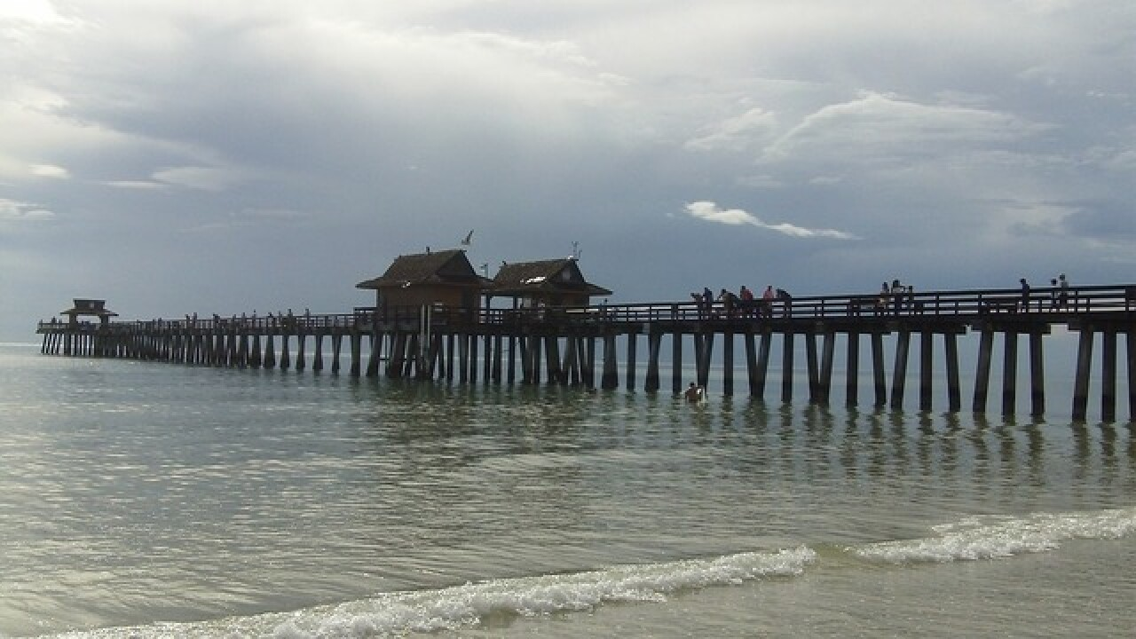 Naples Pier reopens weeks ahead of schedule