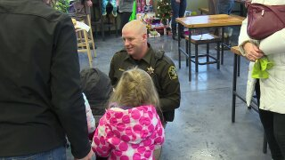 Local deputies host community toy drive