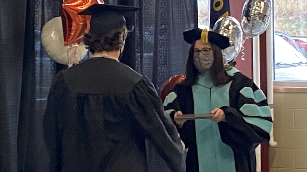 Helena College Graduation