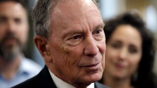 Billionaire Mike Bloomberg has qualified for the next Democratic presidential debate