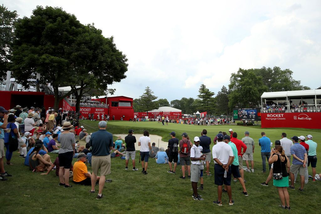 Rocket Mortgage Classic - Round Two
