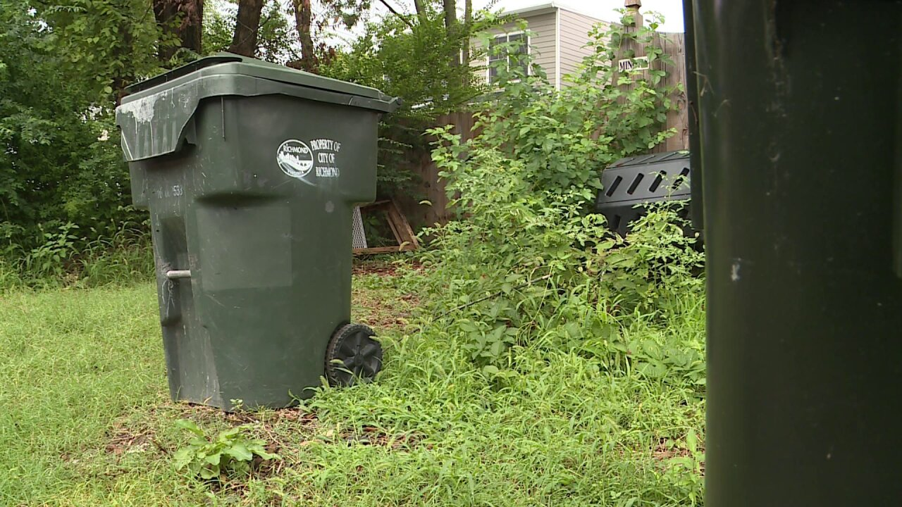 Trash can and recycling bin theft a regular occurrence in ChurchHill