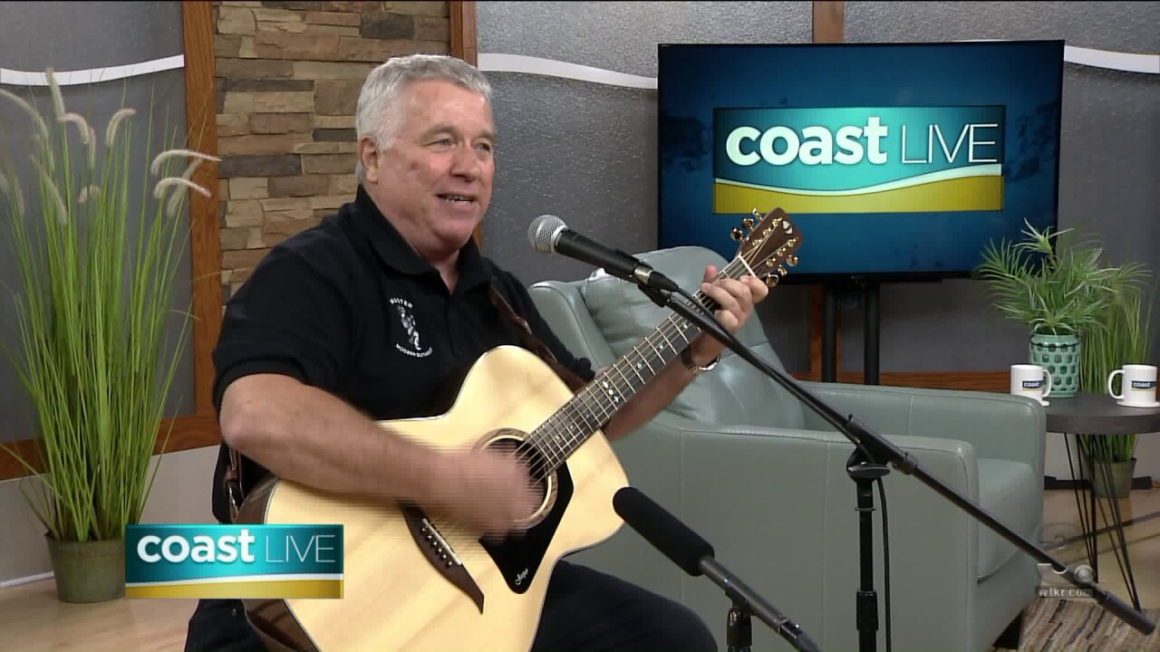 Local music spotlight with Mike Durig on CoastLive