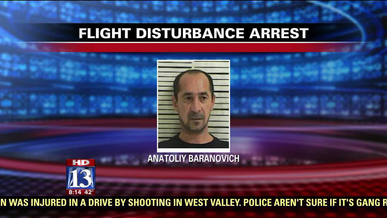Man accused of damaging airplane still behind bars