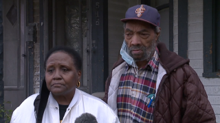 CLE couple deals with $30K in home damage due to police chase