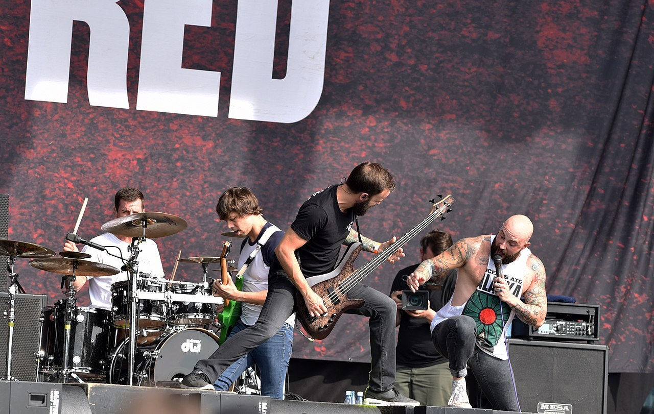 August Burns Red to perform at Summerfest 2019.