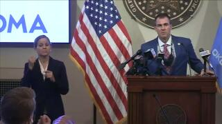 Gov. Stitt provides update on COVID-19 in correctional centers