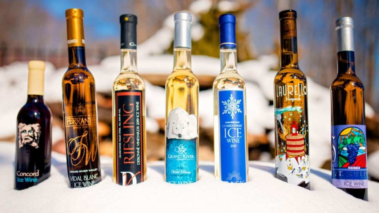 Ice Wine Trail