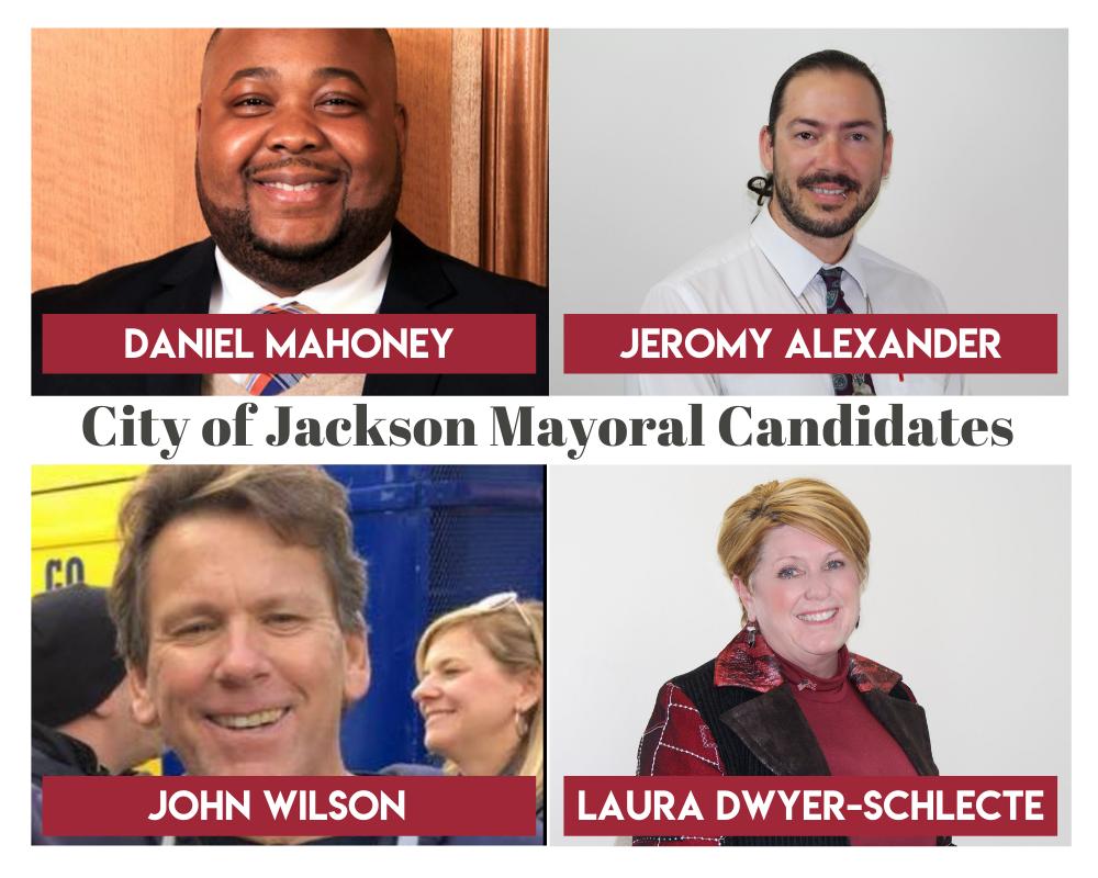 City of Jackson Mayoral Candidates