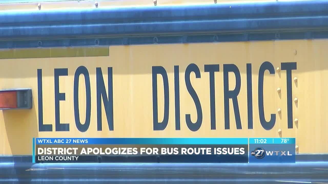 Bus route solutions expected at Leon County School Board meeting