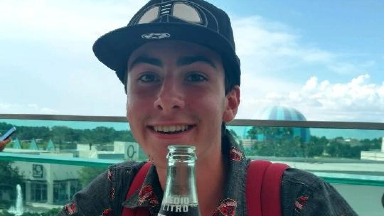 Isaac Tucker, Smithfield High School.jpg