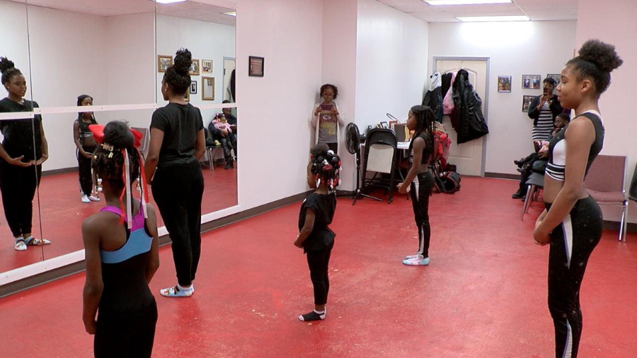 Imperial Goddessess Dance Studio Safe KC