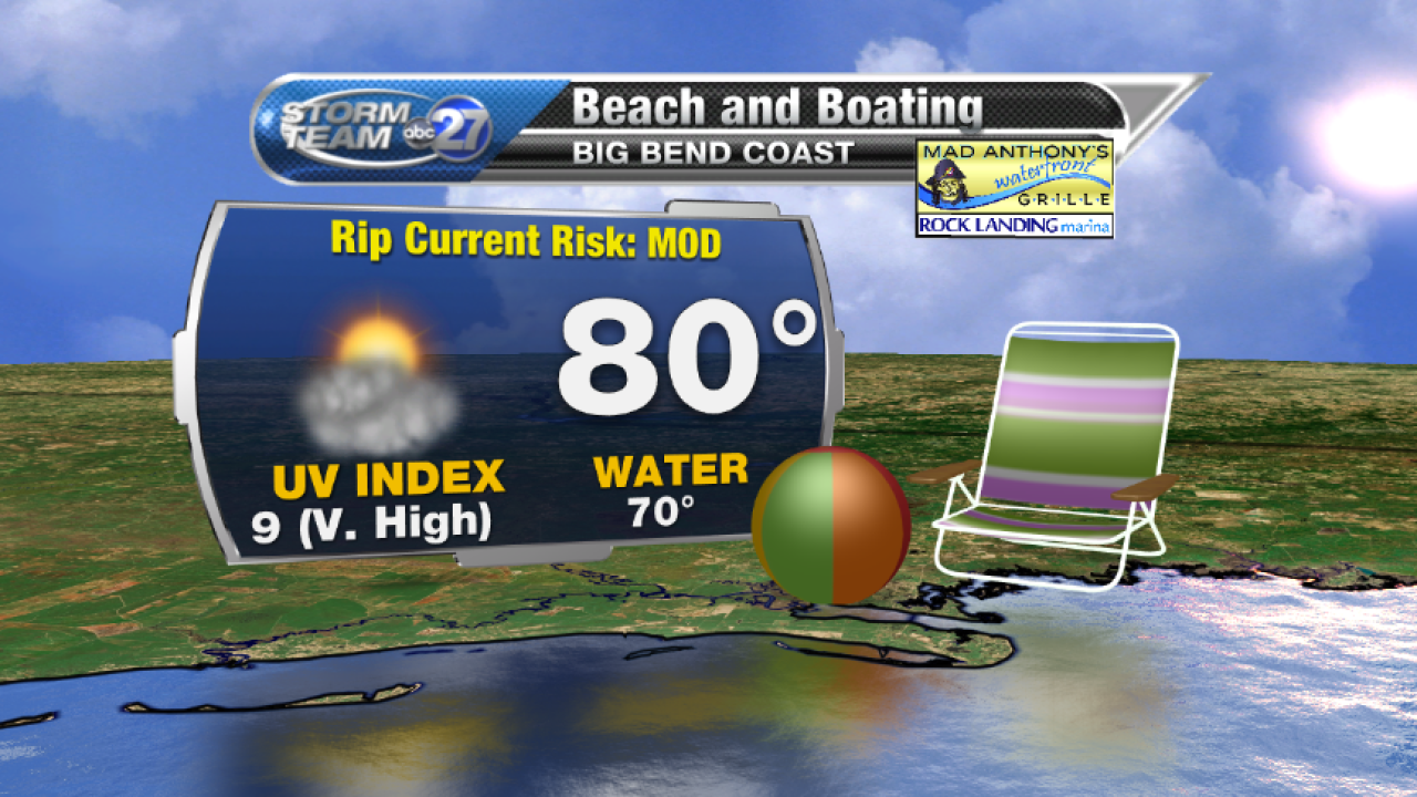 Beach and Boating forecast B (04/14/2017)