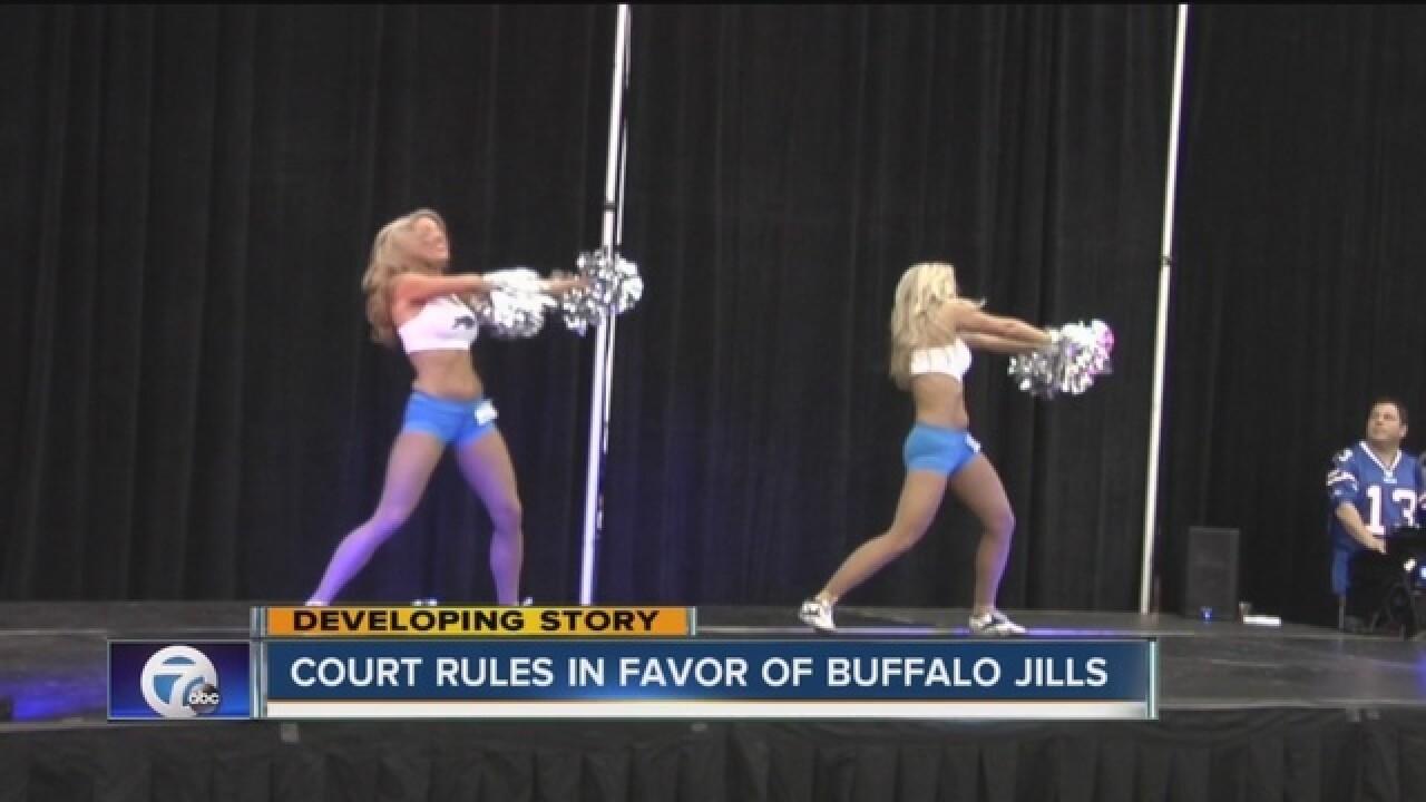 Ex-cheerleaders win round of lawsuit against NFL