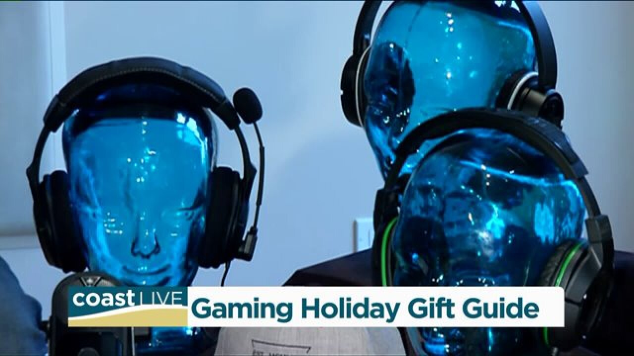A gift guide for the gamer in your life on CoastLive