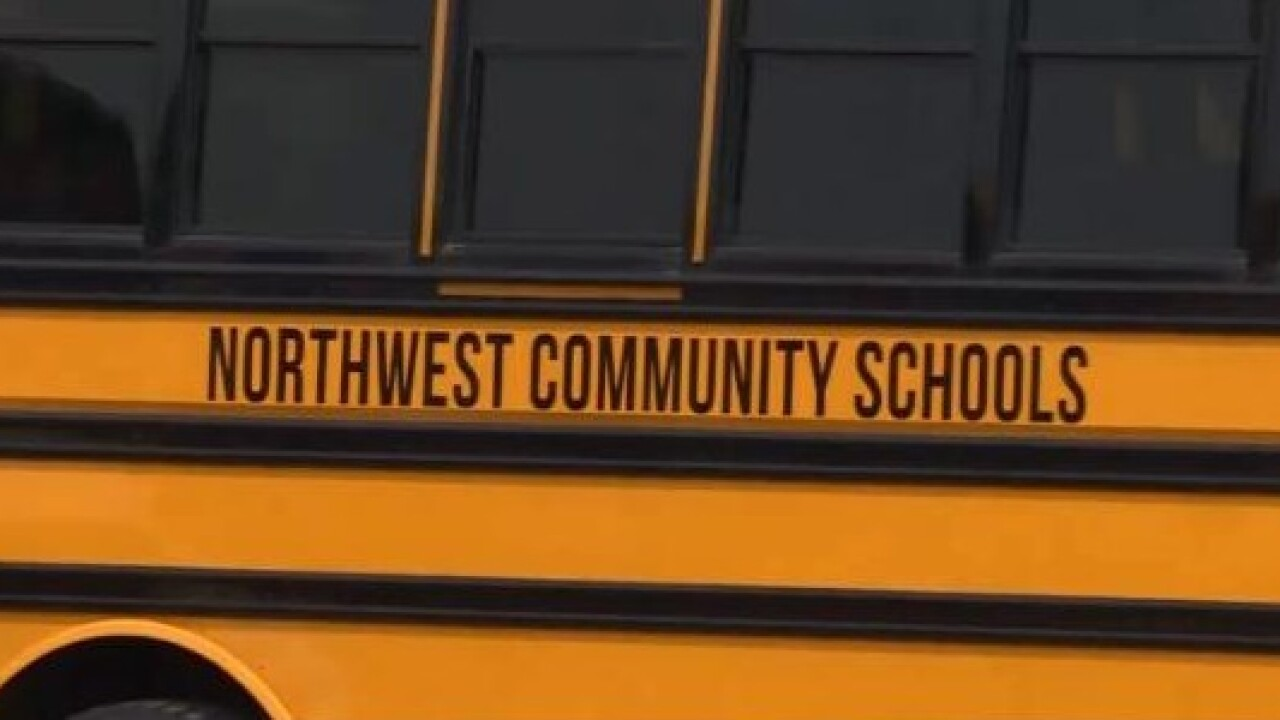 Northwest Community Schools School Bus