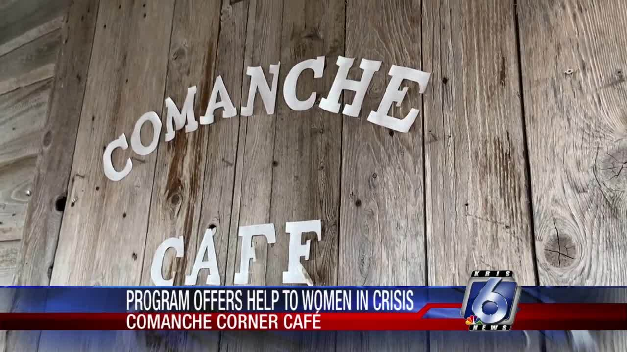 Comanche Corner Cafe offers free soup for women in crisis