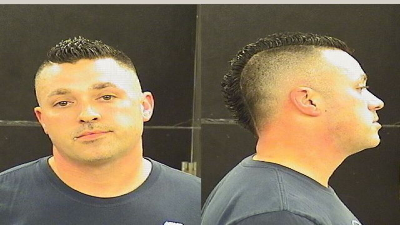 New York Yankees fan arrested for punching Indians fan after Game 5 of the ALDS