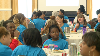 Saving Our Daughters luncheon Cleveland