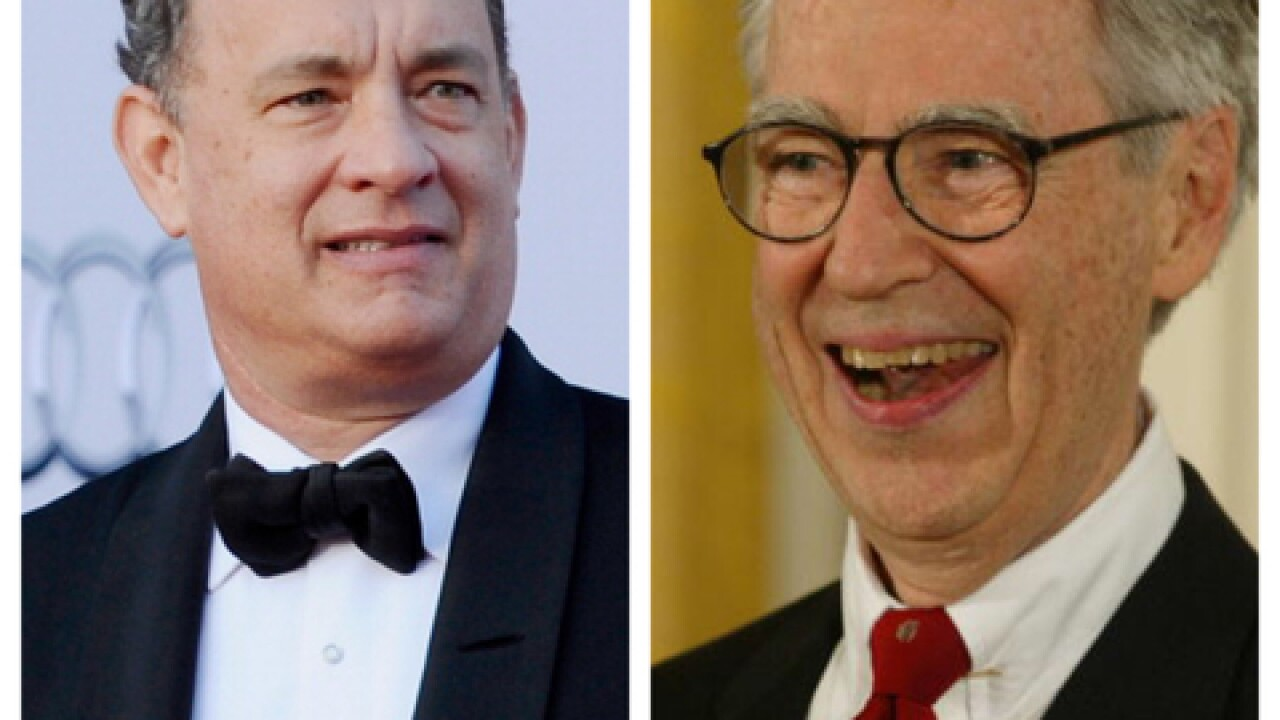 Tom Hanks To Play Mr Rogers In New Film About Children S Show Host