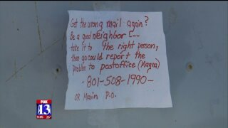 Fox 13 Problem Solvers: Magna residents upset about mailmix-ups