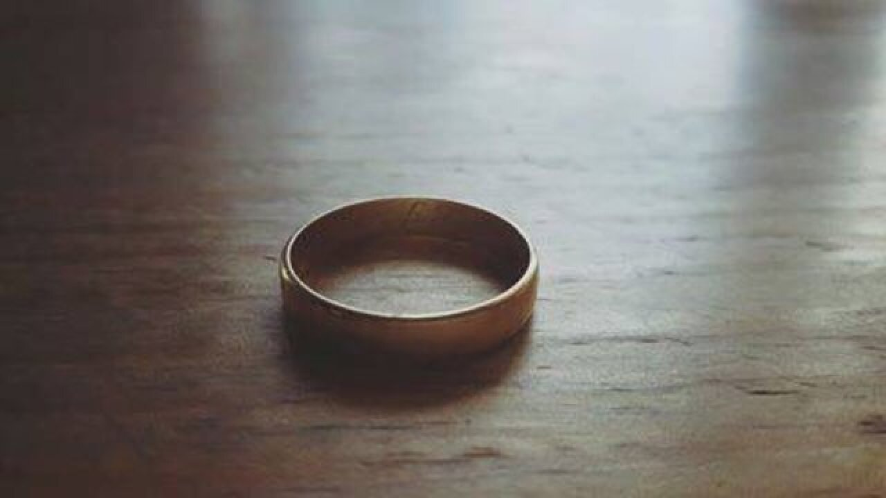 Wedding band found at Keystone is +70 years old