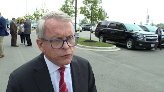 WCPO mike dewine in parking lot.png