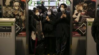 APTOPIX Virus Outbreak Japan
