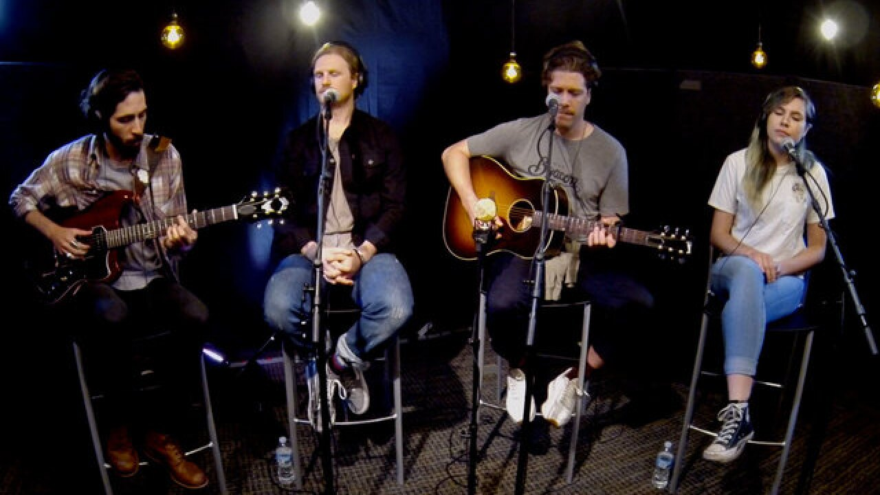 Frenship perform stripped-down for Lounge Acts