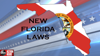 New Florida laws that go into effect July 1, 2019