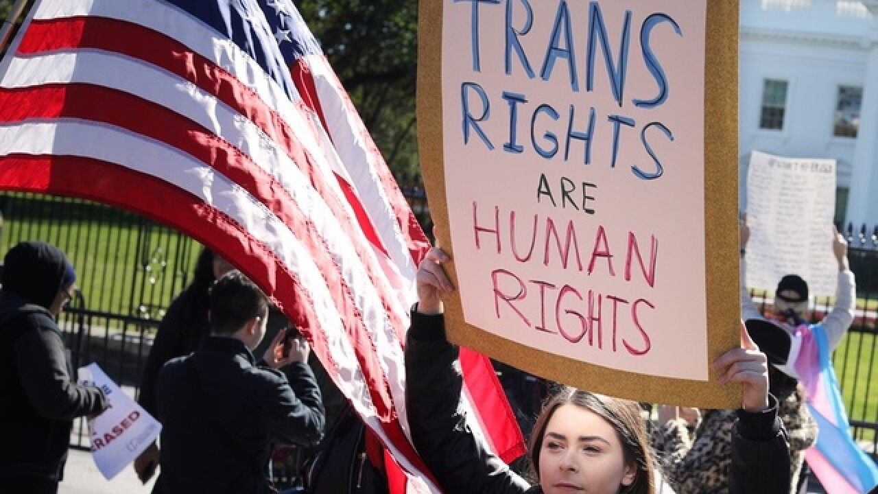 Fury over reported plan targeting trans people