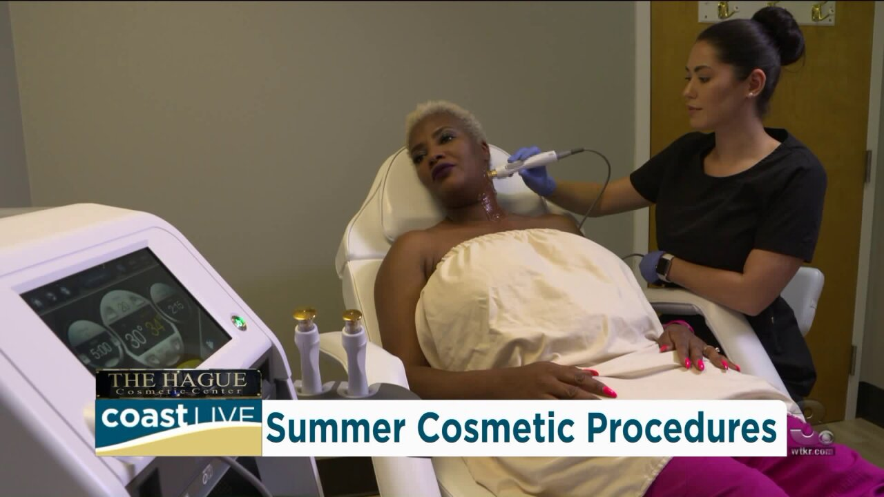 Trends in cosmetic procedures for the Summer on Coast Live