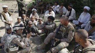 United States Afghan Translators