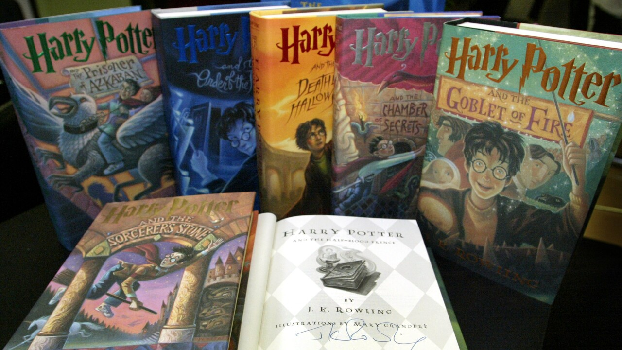 'Harry Potter' books removed from Tennessee school after pastor says they can conjure evil spirits