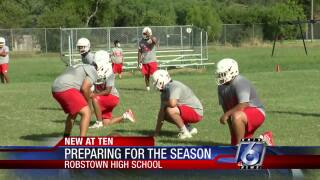 Cottonpickers look to make their name in football
