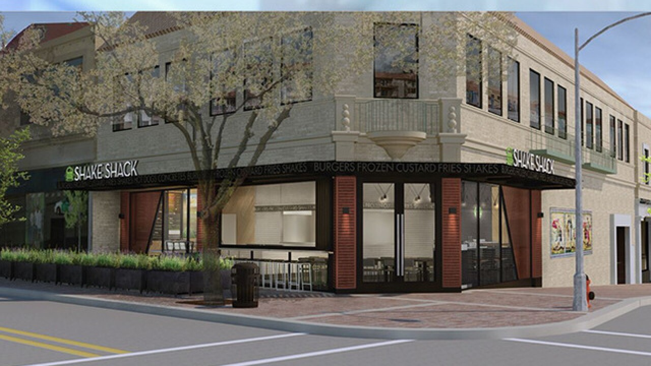Shake Shack coming to the Country Club Plaza in fall 2018