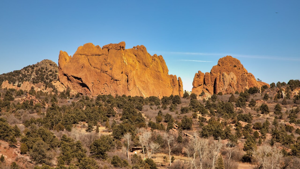 Larry Marr Garden of the Gods