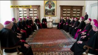 Face The State: Montana Bishops meet Pope Francis