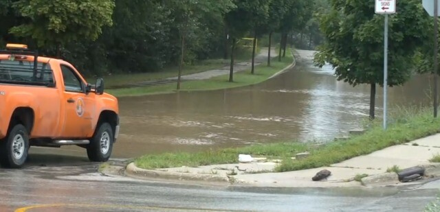 Another storm dumps more than 7 inches of rain in parts of southeast Wisconsin [PHOTOS]
