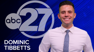 Dominic Tibbetts joins ABC 27 team as weekend sports anchor