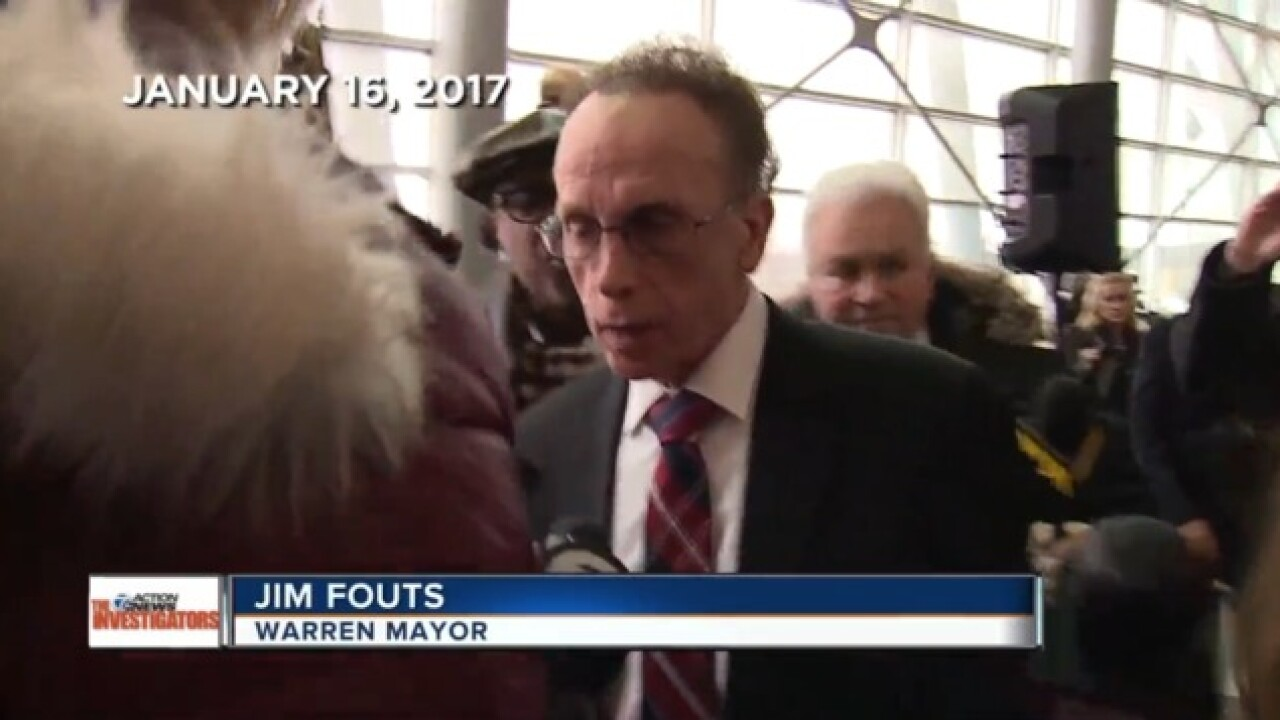 Warren Mayor Jim Fouts violated Michigan Campaign Finance Act