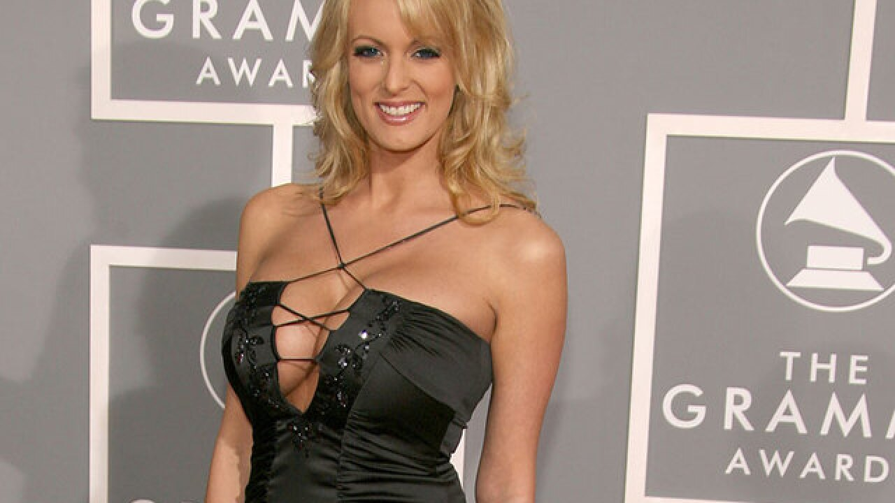 DC Daily: Porn star Stormy Daniels appears to deny affair with Donald Trump